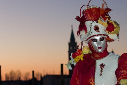 Photo free Venetian outfit, mask, outfits