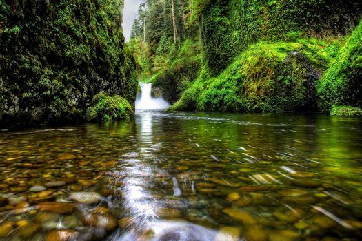 Фото бесплатно Oregon, Columbia Gorge, Ущелье реки Колумбия
