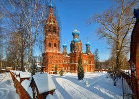 Фото бесплатно церковь, кафедральный собор, Покров