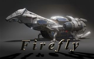 Photo free Firefly, firefly, serial