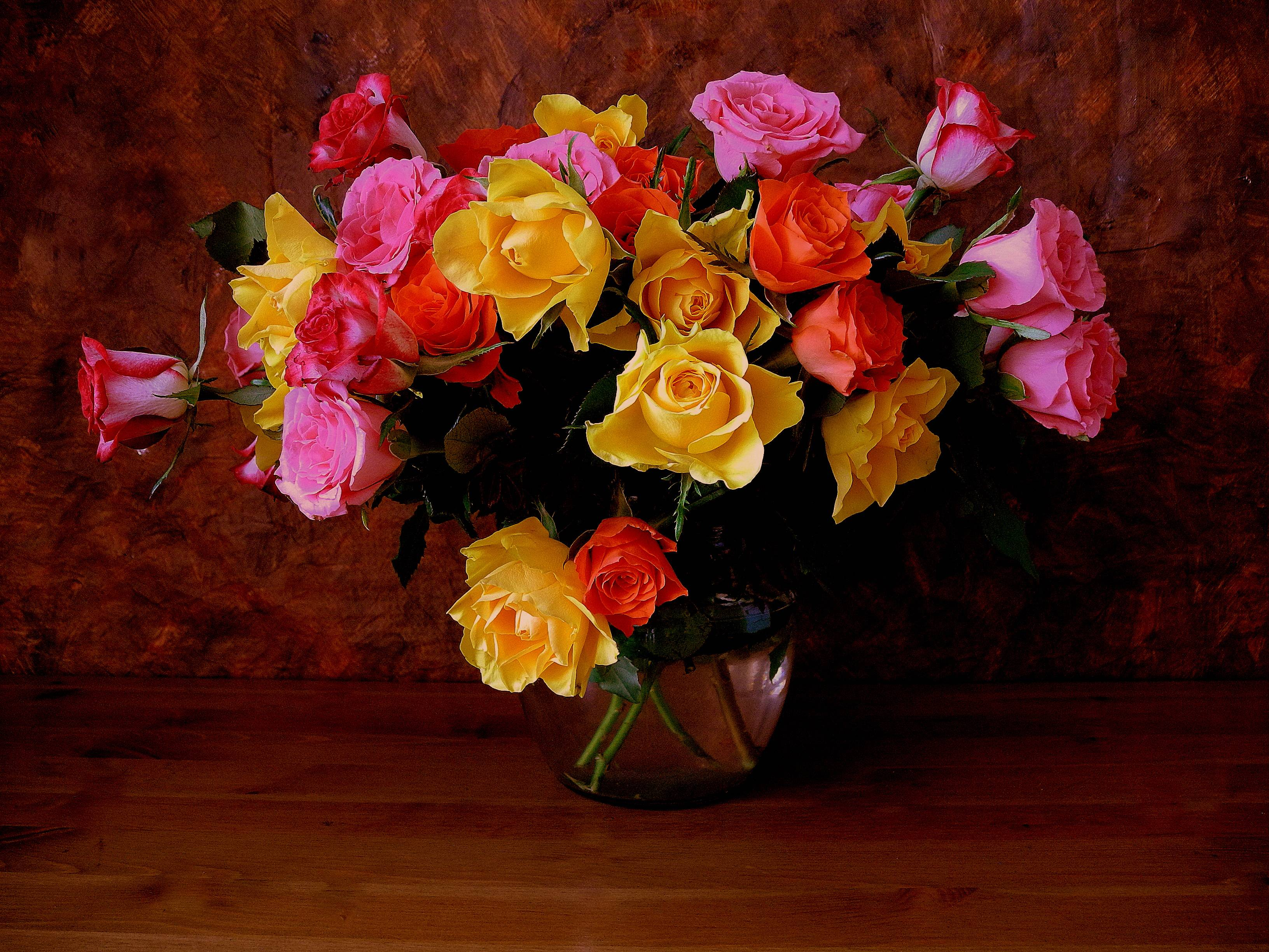 цветы розы фото в вазе теперь вижу информации