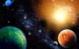 Бесплатные фото планеты,звезды,созвездия,свечение,невесомость,вакуум