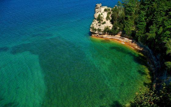 Фото бесплатно тропики, море, дно