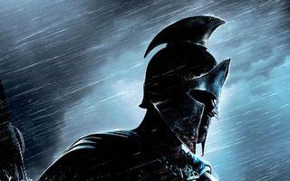 Бесплатные фото спартанец,шлем,дождь,воин