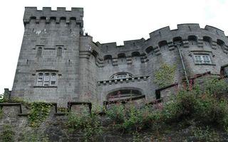 Бесплатные фото замок,крепость,башня,окна,стена,растительность