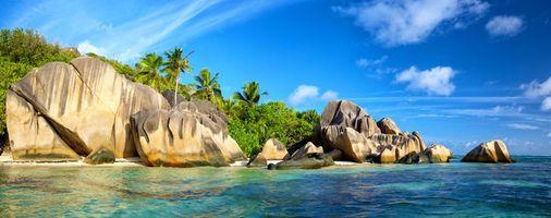 Заставки остров, море, океан