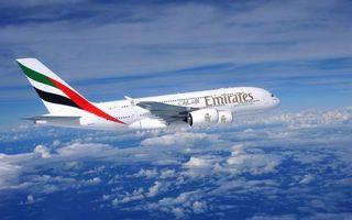 Фото бесплатно самолет, пассажирский, крылья