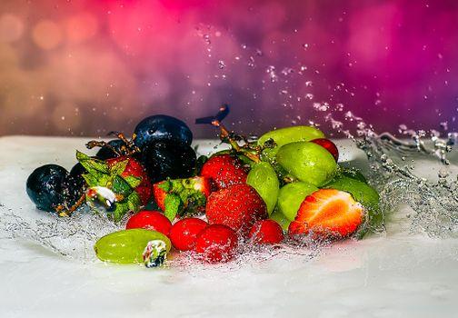 Бесплатные фото фрукты,ягоды,еда