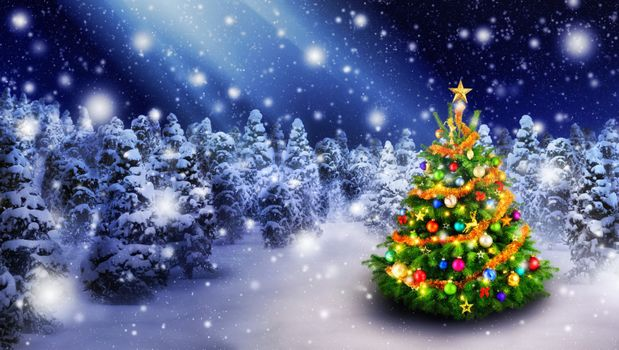 Free picture happy new year, christmas wallpaper