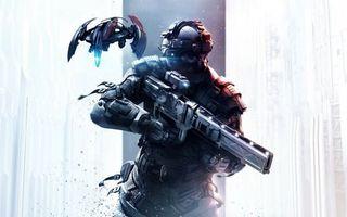 Бесплатные фото солдат,боец,воин,экипировка,автомат,робот коптер