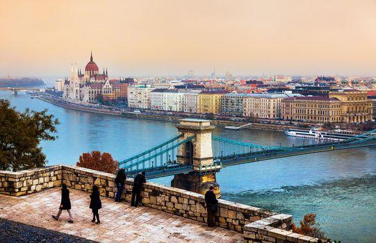 Photo free city, Hungarian Parliament Building, Budapest
