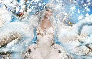 Фото бесплатно фея, творческий, фэнтези девушки