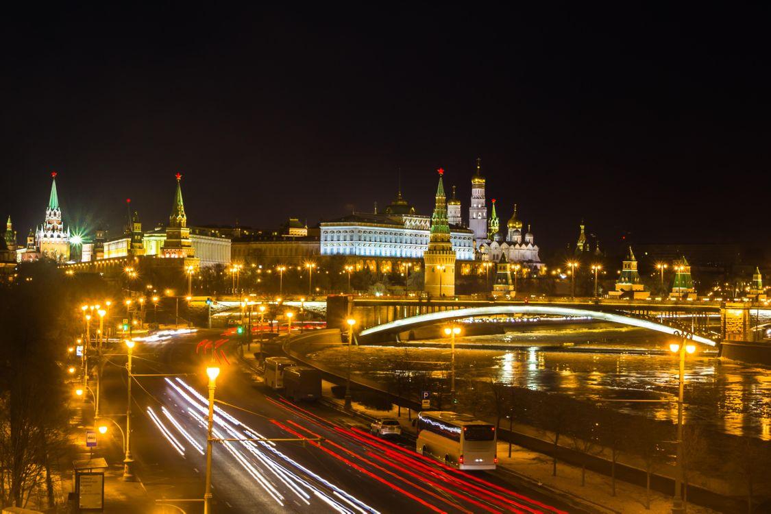 Free photo Russia, The Moscow Kremlin, Moscow Kremlin - to desktop