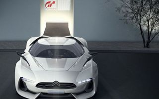 Photo free Citroen, sports car, concept