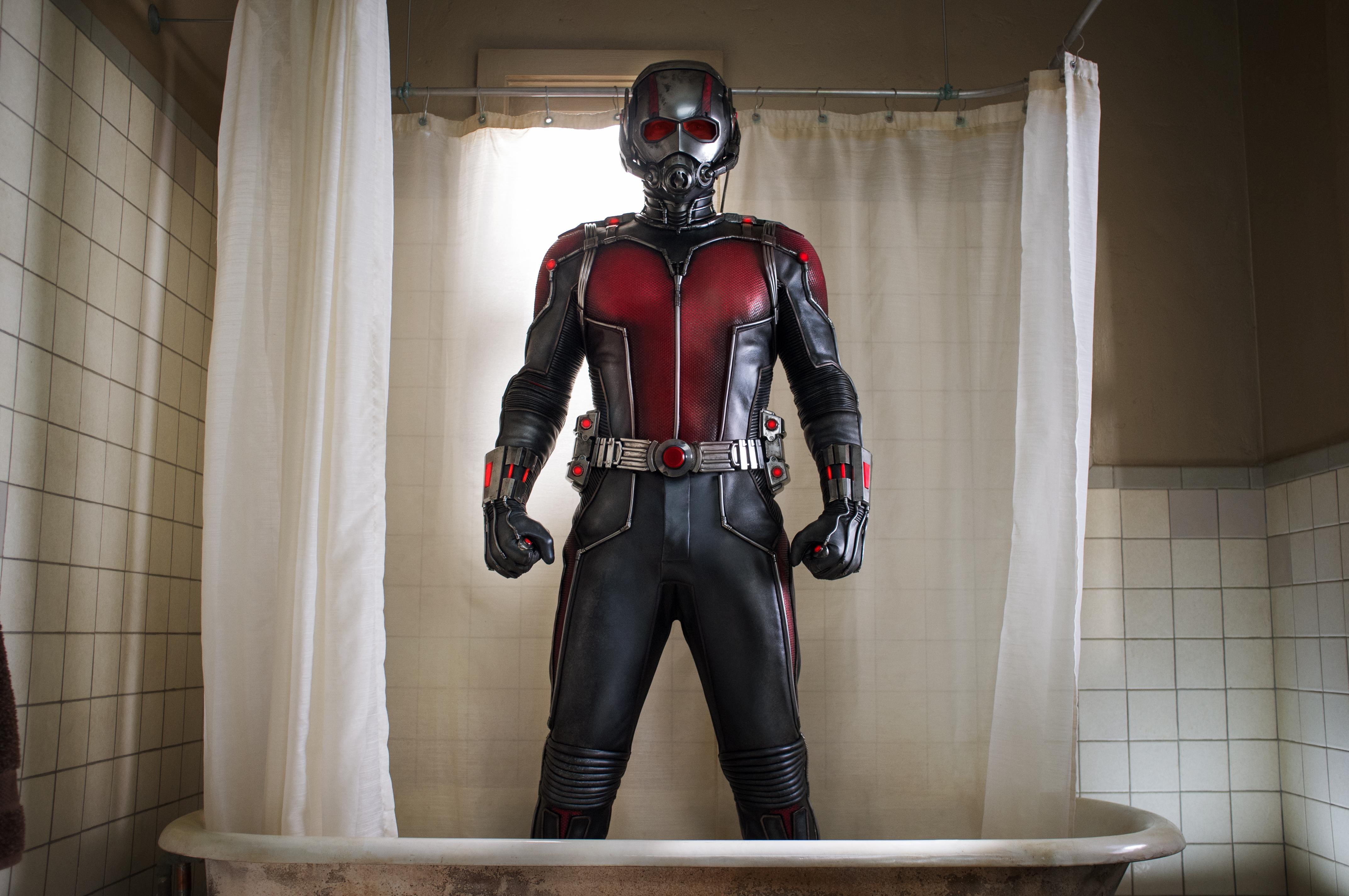 Обои Человек-муравей, фильм, кино, фантастика