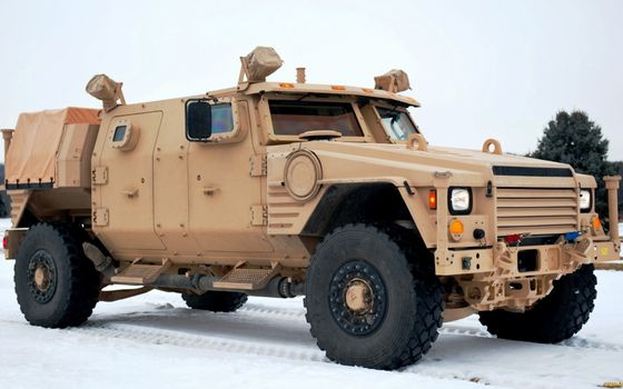 Photo free armored car, military, grille