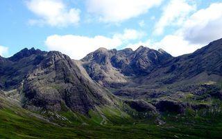Бесплатные фото горы,вершины,скалы,подножье,трава,природа