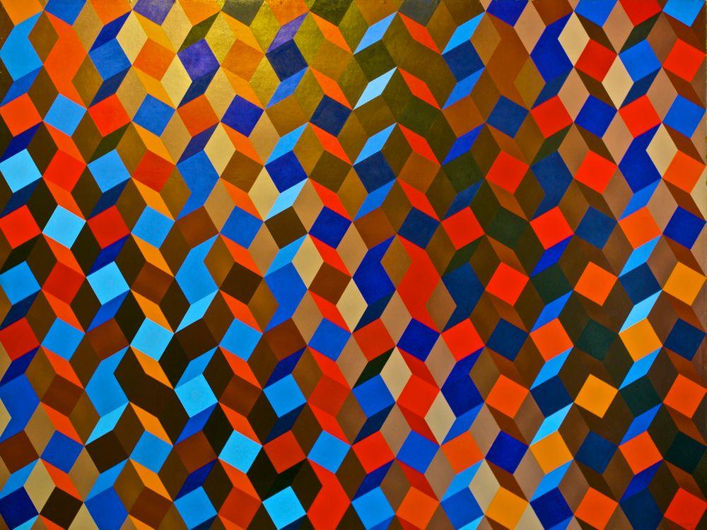 Фото бесплатно цветной фон, арт, текстура - на рабочий стол