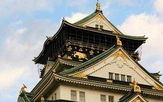 Фото бесплатно дом, здание, окна, крыша, козырьки, китайский стиль