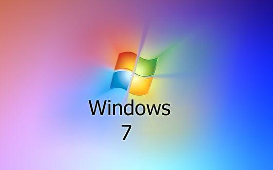 Бесплатные фото виндовс 7,операционная система,значок,надпись,заставка