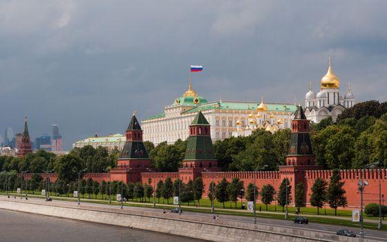 Фото бесплатно Москва, кремль, храм