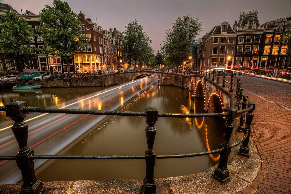 Фото бесплатно Amsterdam, Амстердам, столица и крупнейший город Нидерландов - на рабочий стол