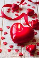 Бесплатные фото день святого валентина,день влюбленных,с днём святого валентина,с днём всех влюблённых,романтические сердца,сердечки,Валентинка