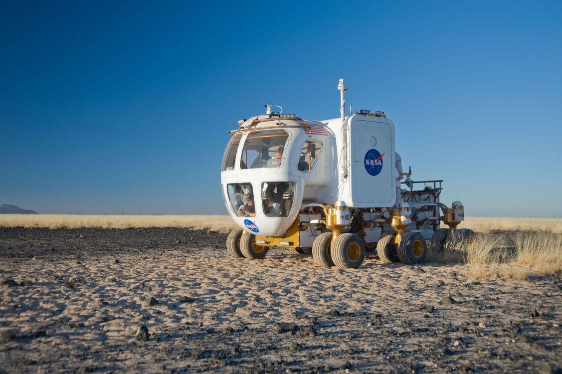 Фото бесплатно космос, проект, луноход - на рабочий стол