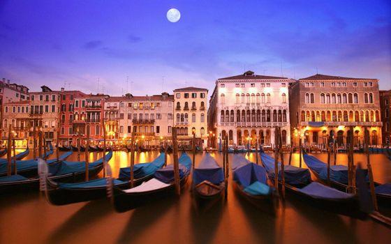 Фото бесплатно Италия, круиз, лодки