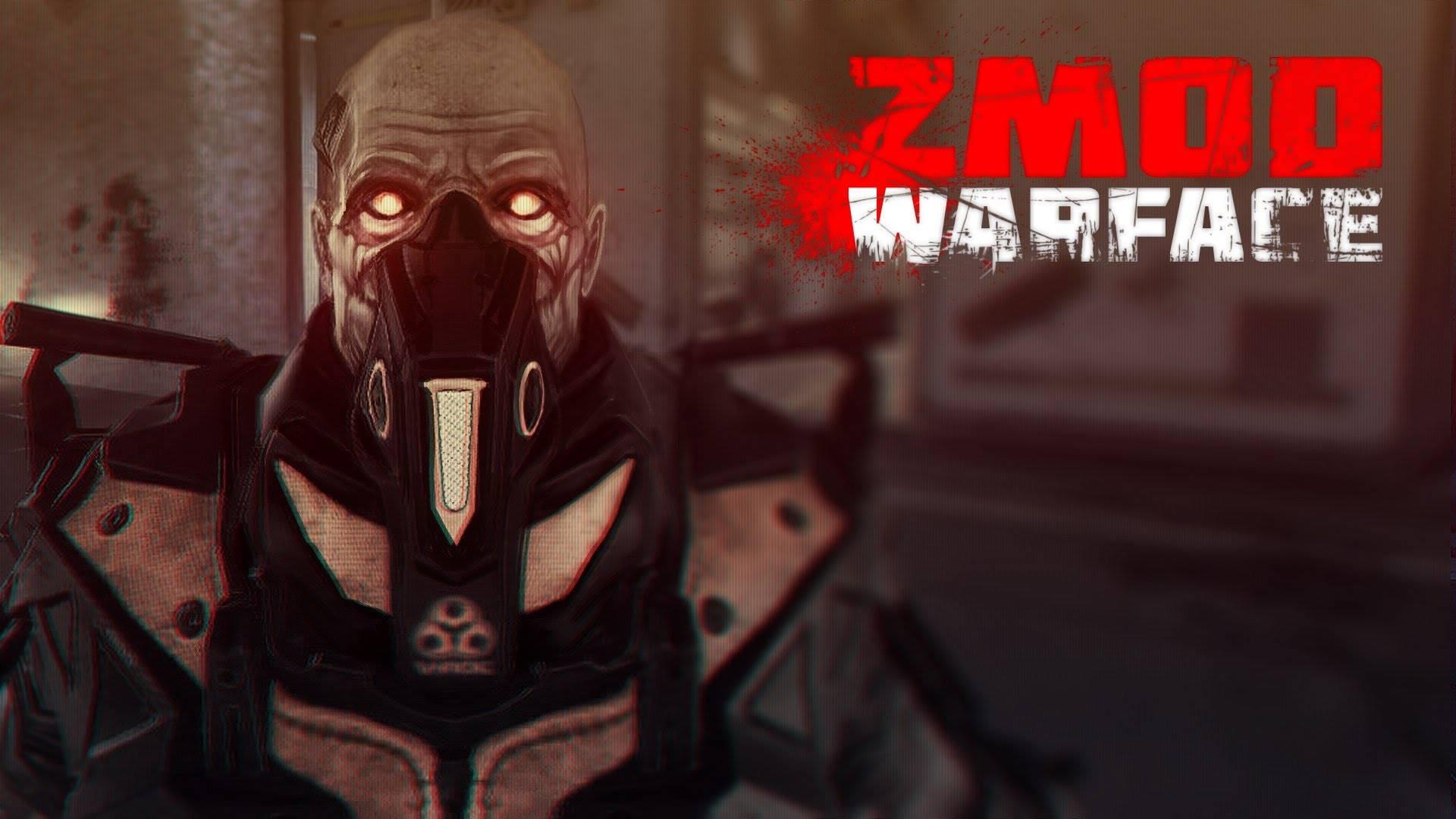 Обои warface, зомби, миссия, охота на зомби