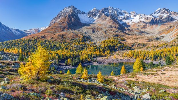 Заставки панорама, пейзаж, горы