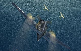Photo free Military aircraft, flight, fight
