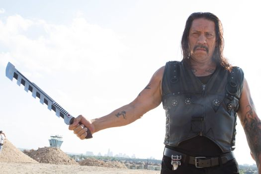 Photo free a comedy, an action movie, Machete kills