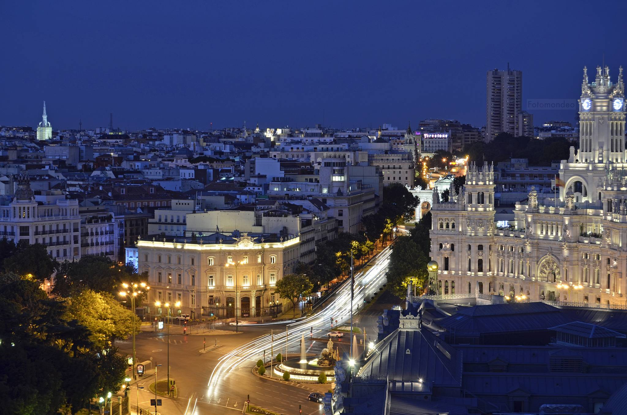 Madrid, Spain, Мадрид