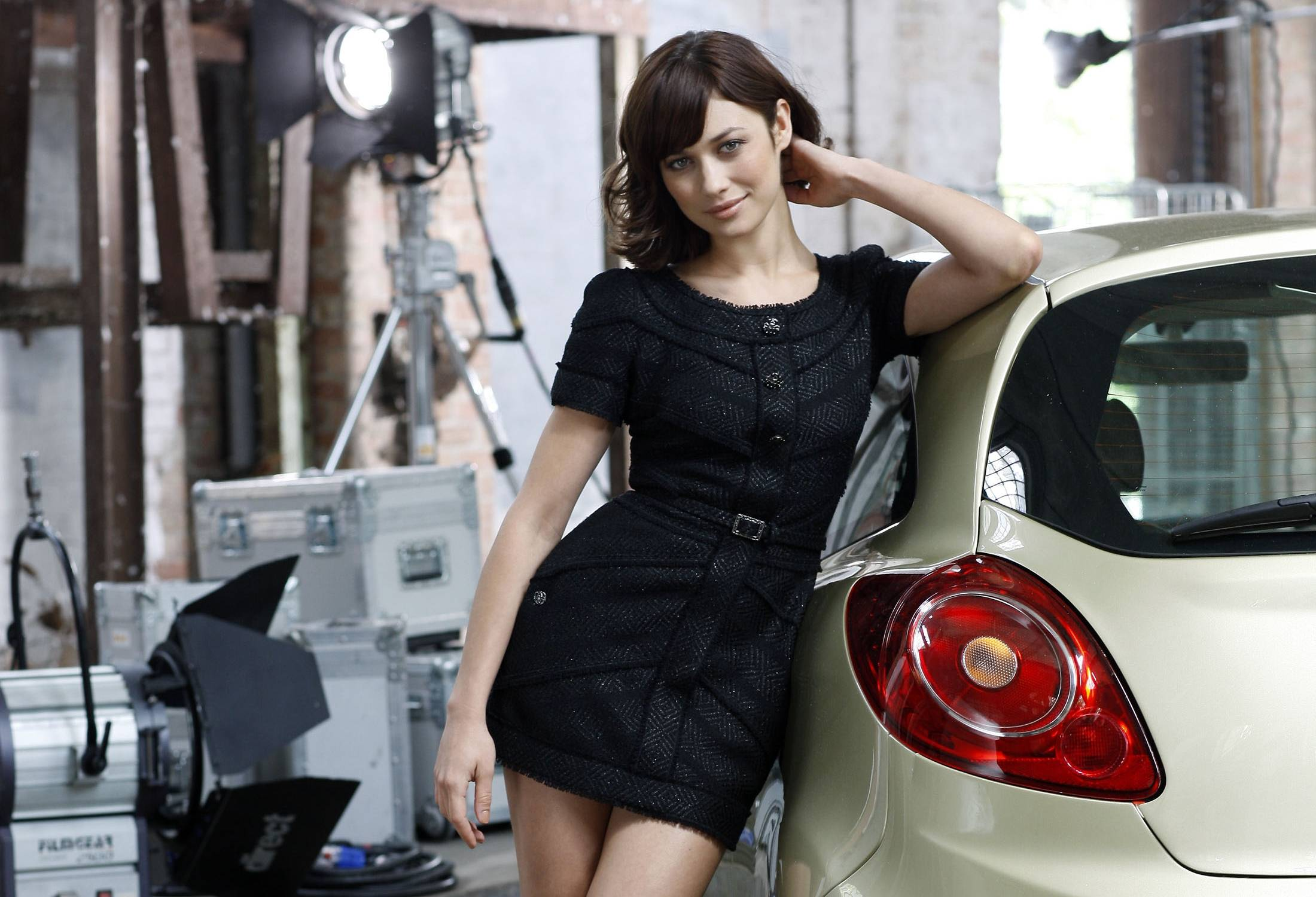 Обои Ольга Куриленко, актриса, модель
