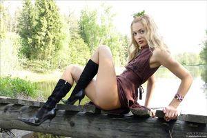 Бесплатные фото Lilya, красотка, позы, поза, сексуальная девушка, модель