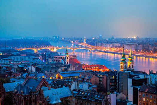 Photo free Hungarian Parliament Building, Budapest, Chain Bridge