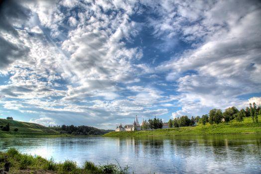 Фото бесплатно Московская область, Волоколамский район, ТеряевоУспенский Иосифо-Волоцкий монастырь