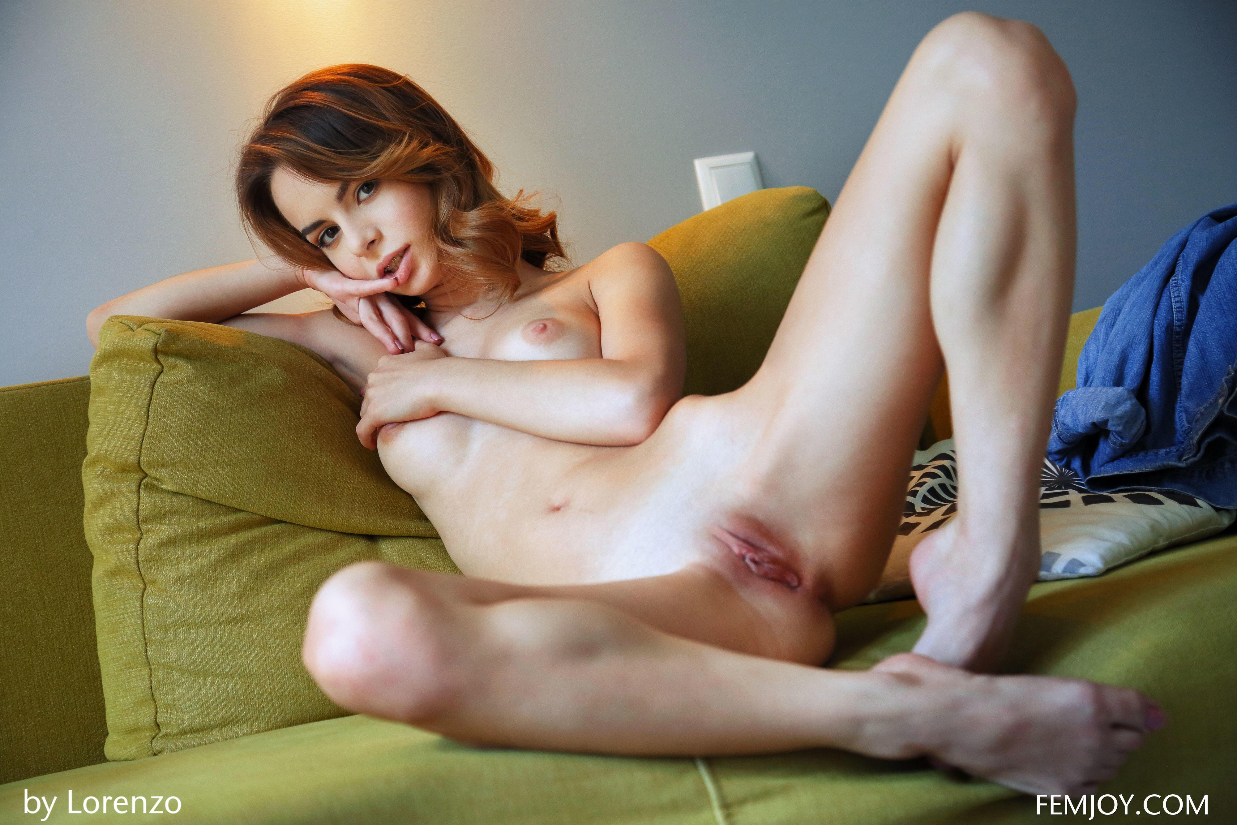 обои Denisa G, красотка, голая, голая девушка картинки фото