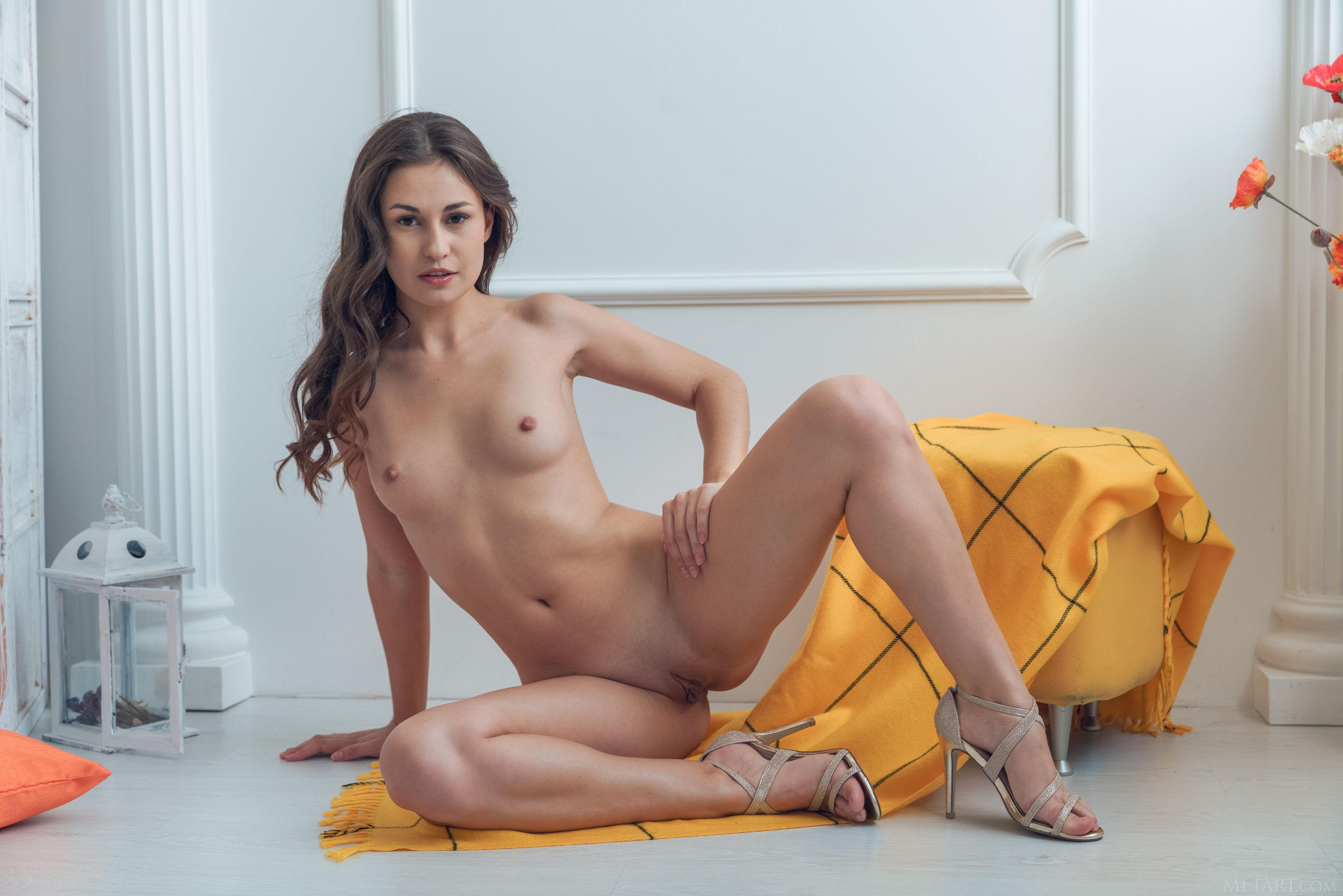 обои Lilian A, модель, красотка, голая картинки фото