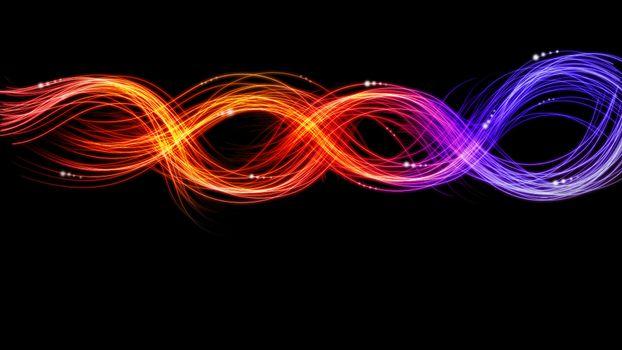 Заставки Линии, цветовая гамма, абстракция