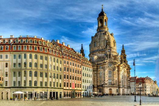 Фото бесплатно Dresden, Дрезден, Германия