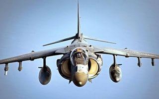 Фото бесплатно самолет, штурмовик, кабина