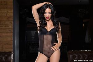 Обои alyssa bennett, Playboy Plus, модель, красотка