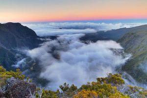 Бесплатные фото закат,горы,скалы,облака,пейзаж