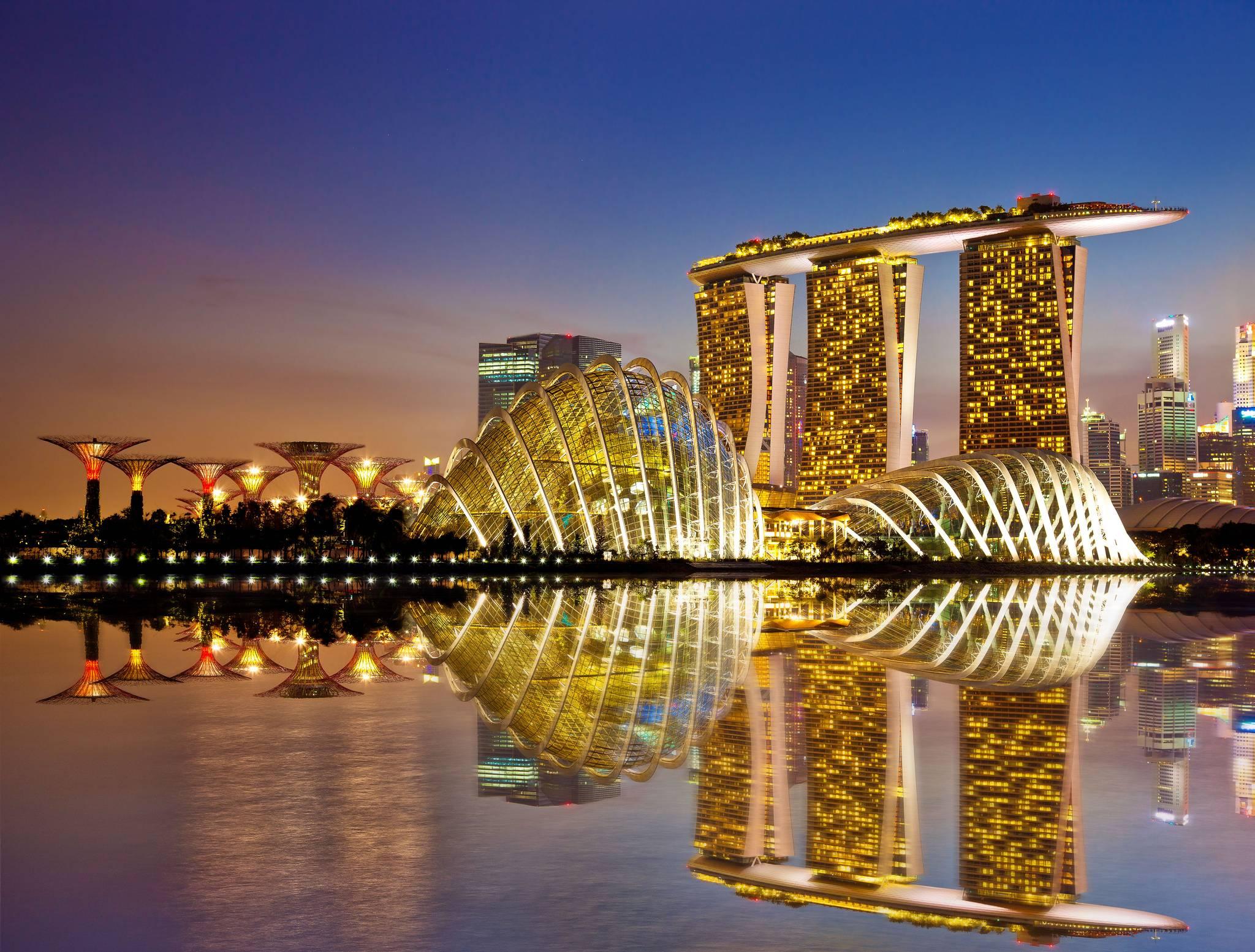 Красивые картинки сингапура