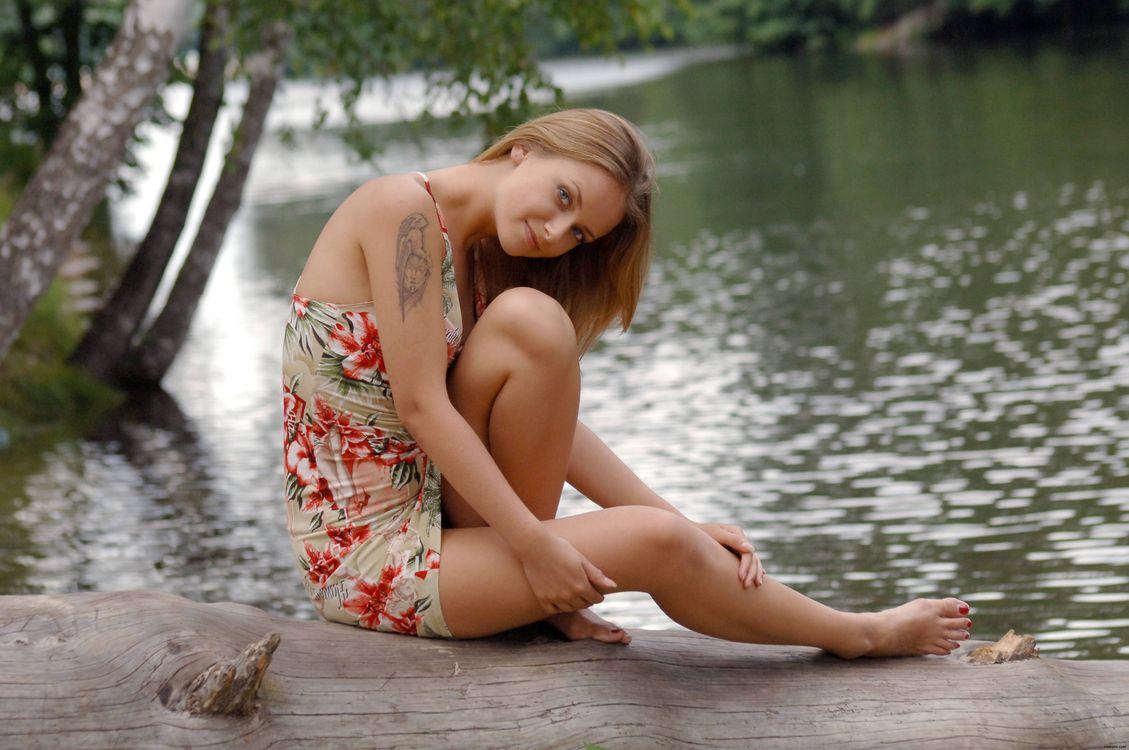 Фото бесплатно Linda D, модель, красотка, девушка, девушки