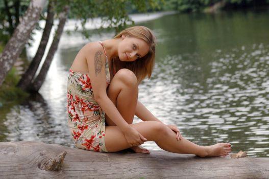 Фото бесплатно Linda D, модель, красотка