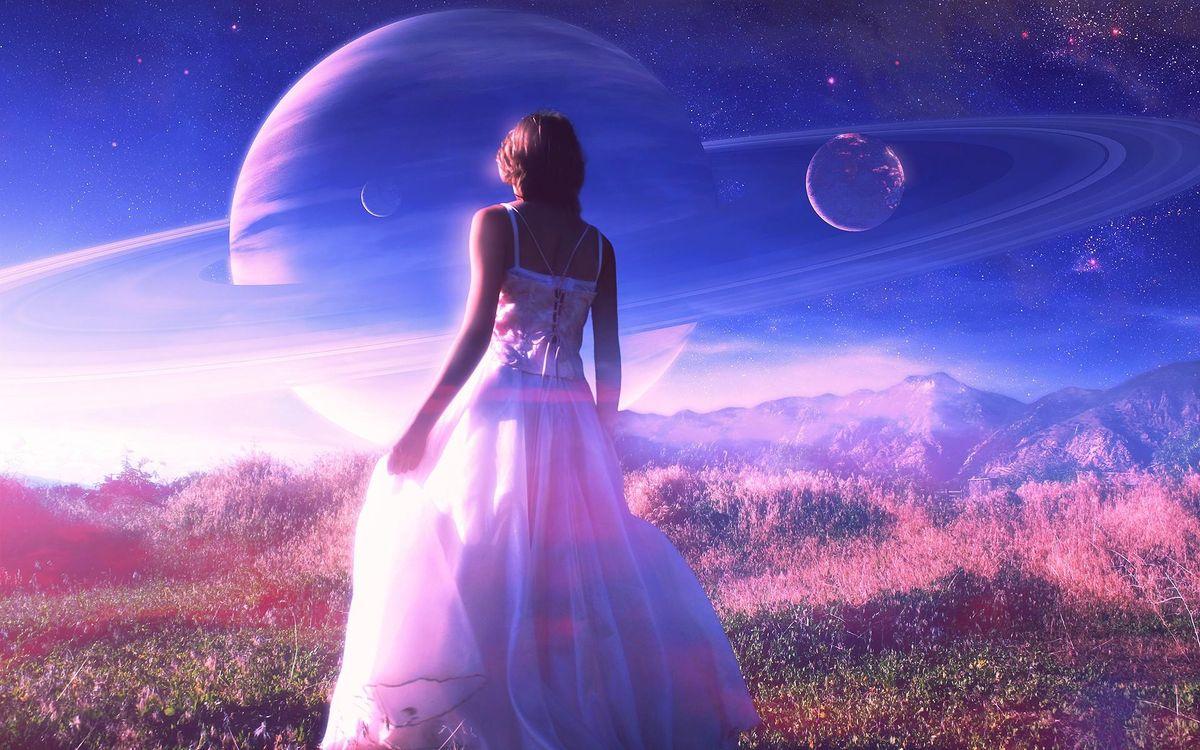 Фото бесплатно космос, вселенная, планеты, звёзды, созвездия, свечение, невесомость, вакуум, галактика, метеориты, астероиды, art, космос