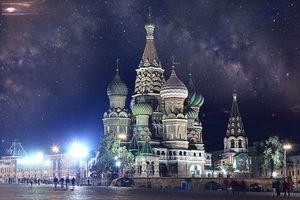 Фото бесплатно Собор Василия Блаженного, Храм Василия Блаженного, Москва